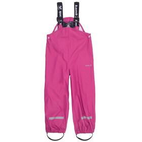 Kamik Muddy Pantaloni con bretelle Bambino, rosa